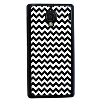 Chevron Pattern Phone Case For Xiaomi Mi4