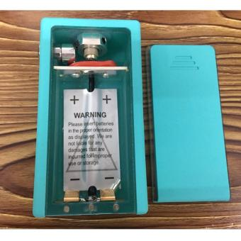 Cigreen rubberized abs box mod light blue(mod only) Price Philippines