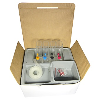 CISS DIY Repair Kit 4 Colors Ink Tank for Epson/Canon/HP/Brother - 3