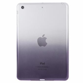 Clear TPU soft back cover for Apple iPad Mini 1/2/3 - 2