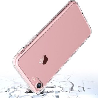 Clear TPU Soft Case Back Cover for Apple iPhone 4 / 4s (Clear)