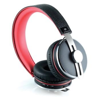 Cliptec PBH-402-01 Bluetooth Wireless Headset (Black)