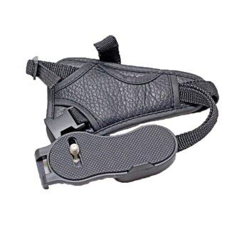 Cocotina DSLR Camera Faux Leather Grip Wrist Strap
