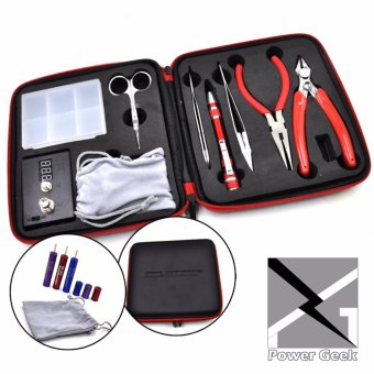 Coil Master DIY Tool Kit with Ohm Tester Heating Coil
