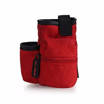 Coil Master Portable Pouch Bag for Electronic Cigarette (Red) - 2