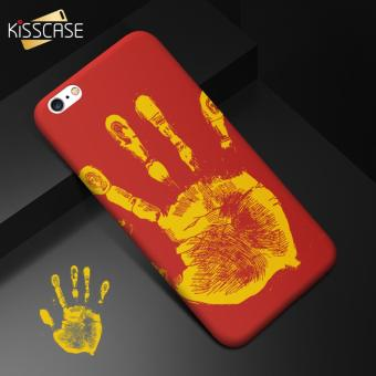 Color Changing Thermal Induction Cover Case For IPhone 6/6s Price Philippines