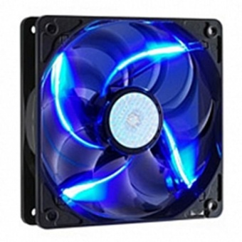 Cooler Master Sickle Flow X 120mm LED AUX Fan (Blue)