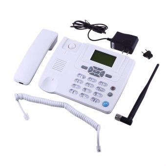 Cordless Phone with Caller ID/Call Waiting home wireless phonedesktop phone fixed wireless telephone for home business office usesim cards - 5