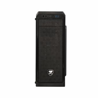 COUGAR MX330 Mid Tower Case with Full Acrylic Transparent Window - 2
