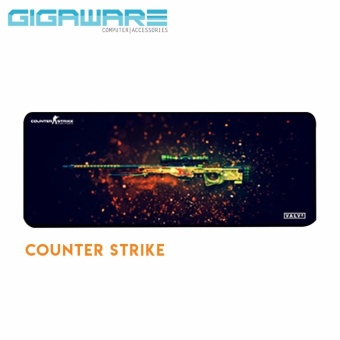 Counter Strike Extended Mousepad for Gaming