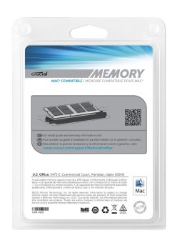 Crucial CT2K8G3S160BM 16GB 1600 DDR3 Mac Compatible Memory 2012 Series - 3