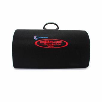 Db Audio Bazooka V-80 Boombox Speaker (Black) - 4