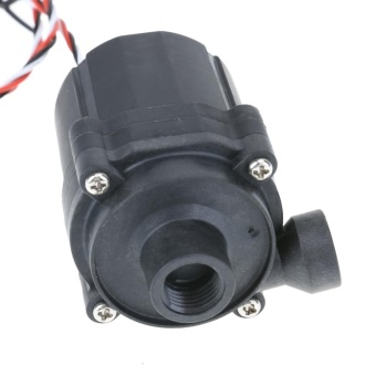 DC 12V Water Pump Part for PC Water Cooling System with CeramicBearing - intl - 5