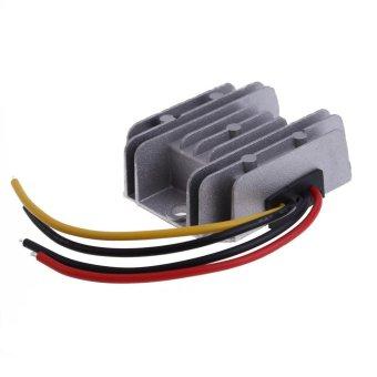 DC/DC Power Converter Regulator Module Step Down Adapter 12V/24V to6V 5A - intl - 5