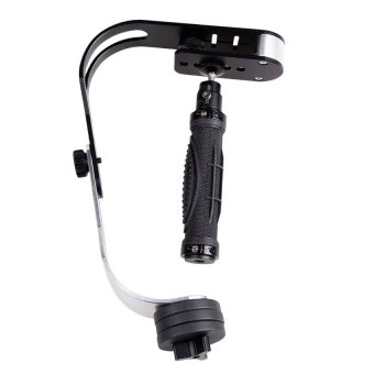 Debo SteadyVid EX Camera Stabilizer for DSLR and Action Cameras(Black)