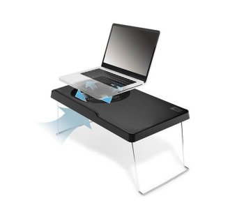 DeepCool eDesk BedTime NoteBook Cooler Stand (Black) - picture 2