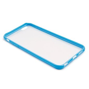 Digibabe Mirror Slim Case for Apple iPhone 6 Plus (Blue) - picture 2