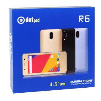 Dotpad Mobile R6 4GB Quadcore (Rose Gold) - 5