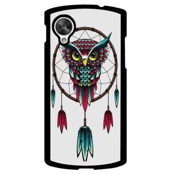 Dream Catcher Pattern Phone Case for LG Nexus 5 (Multicolor)