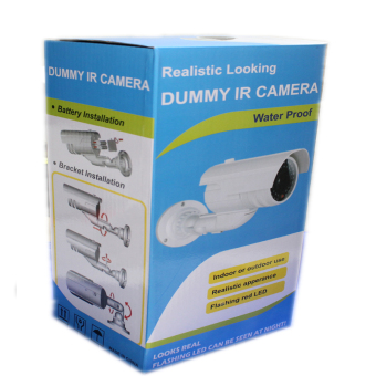 Dummy IR Camera (White) - picture 2