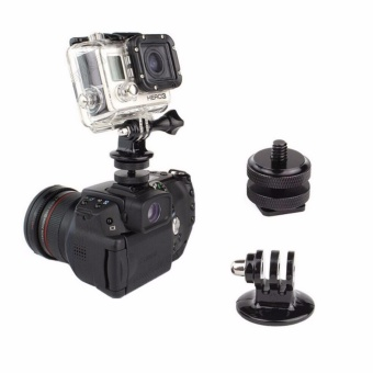 Durable Professional 1/4-20 Tripod Mount Screw Adapter to CameraHot Shoe Adaptor