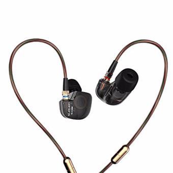 Dynamic Balanced Armature IEMS In Ear HIFI Monitors DJ StudioStereo Music Earphones Headphone Earbuds For Mobile Phone iPhoneSamsung MP3 MP4 Music Player No Mic - intl - 5