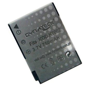 Dynateck Digital Camera Battery for Kodak KLIC7002 KLICK-7002
