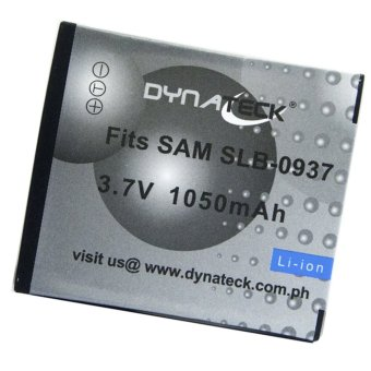 Dynateck Digital Camera Battery for Samsung SLB-0937 SLB0937