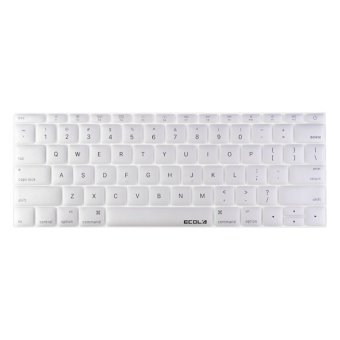 EA016S Patent Air Guiding Keyboard Membrane Protection Sticker For MacBook 12' (Silver) (Intl)