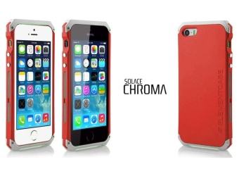 Element Case Solace Protective Casing For Apple iPhone 5 / 5S (Red)
