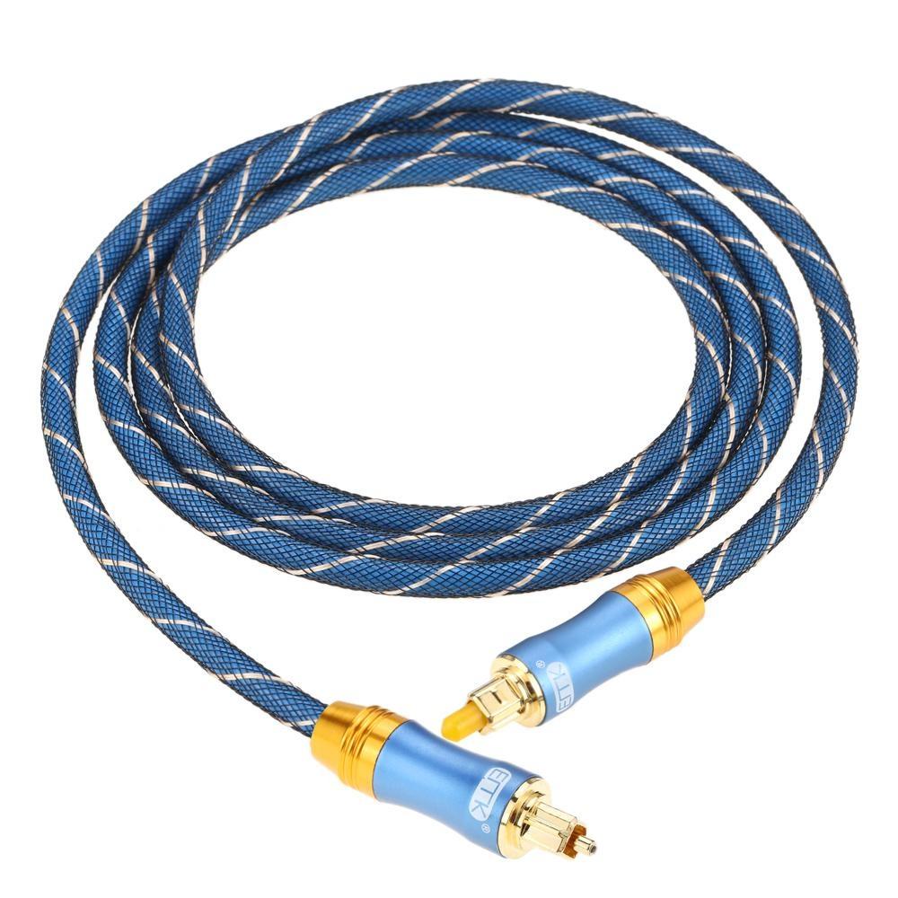Philippines | EMK 24K Gold Plated Digital Fiber Optical Toslink ...