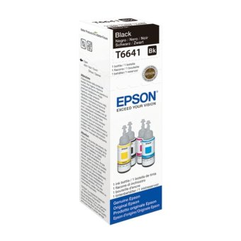 Epson T6641 70ml Ink (Black) - picture 2