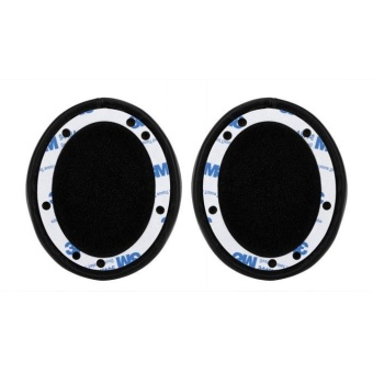 Erpstore 2x Replacement Ear Pad Cushion for Beats by dr dre Studio 2.0 Head BK - intl