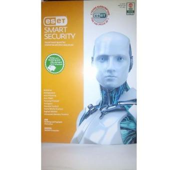 Eset Smart Security for 2years 1computer