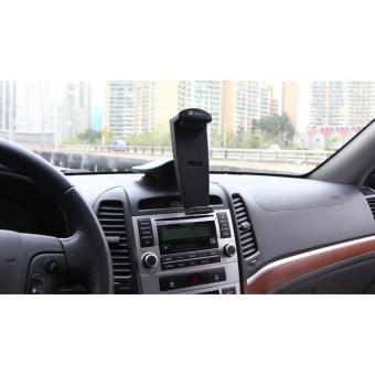 Exogear Exomount Tablet Dash Car Mount Holder for iPad 1/2/3/4Galaxy Note 10.1 (Black) - 5