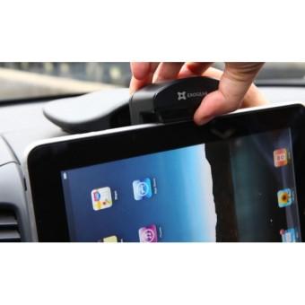 Exogear Exomount Tablet Dash Car Mount Holder for iPad 1/2/3/4Galaxy Note 10.1 (Black) - 4