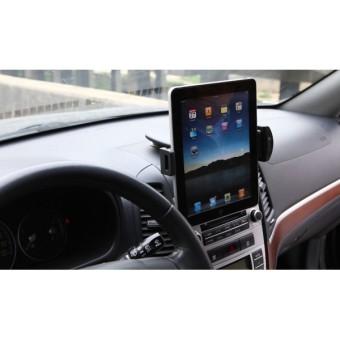 Exogear Exomount Tablet Dash Car Mount Holder for iPad 1/2/3/4Galaxy Note 10.1 (Black) - 3