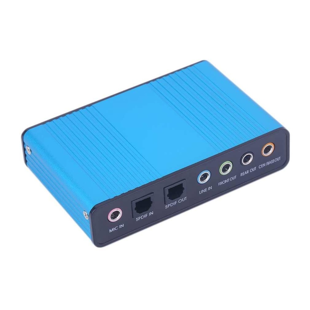 External Spdif Optical Sound Card Usb Channel 51 71 Audio Driver For 5 1 7 Driverfor Pc Laptop Intl