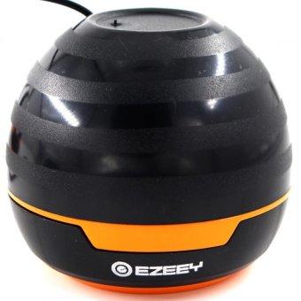 Ezeey Q5 Multimedia Speaker (Orange) - 3