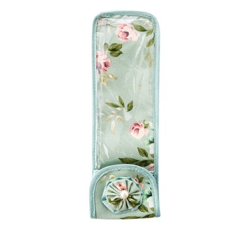 Fabric floral home air conditioning TV remote control dustproof cover remote control sets