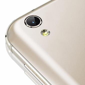 Firefly Mobile AURII Secret X (13MP SONY EXMOR Camera, Android 7.0 Nougat, LCD by SHARP, Metal Body, Twilight Champagne) - 3