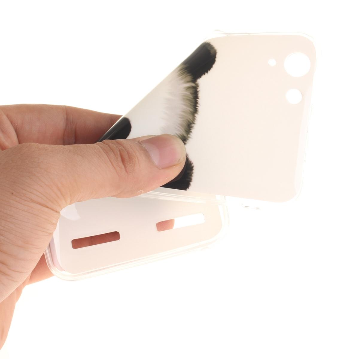 Fit Soft TPU Phone Back Case Cover For Lenovo Vibe K5 (Panda) -intl ...