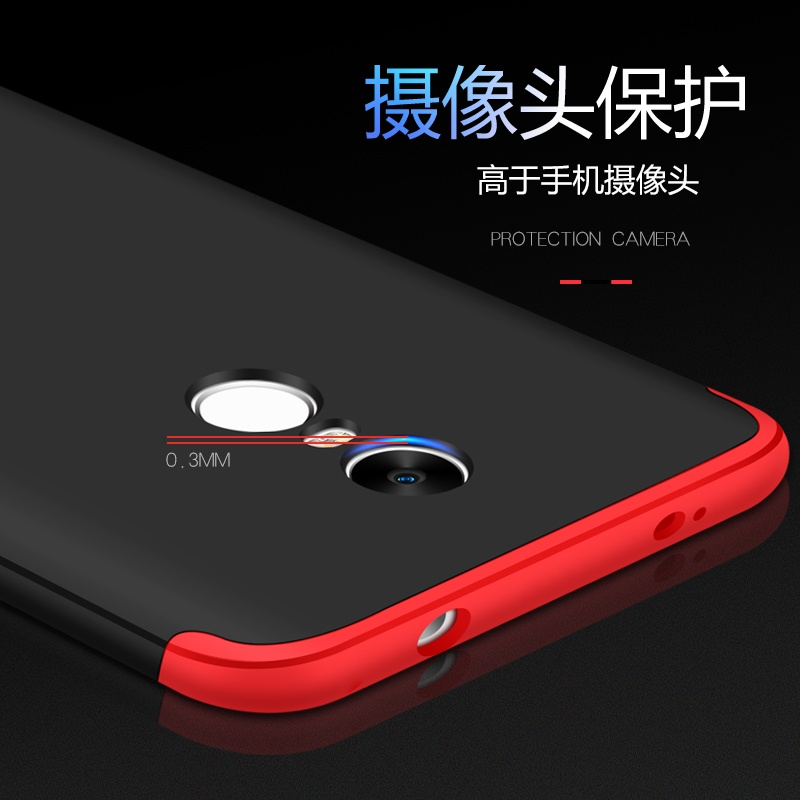 Fitted Case for Xiaomi Redmi Note 4X Luxury 360 Degree ProtectionMobile Phone Cover for Redmi Note ...