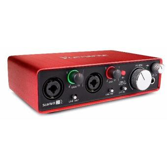 Focusrite Scarlett 2i2 (2nd Gen) USB Audio Interface Price Philippines