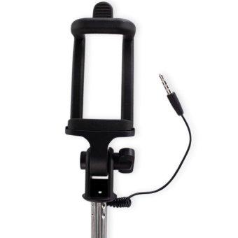 Foldable Selfie Stick Monopod (Blue/Black) Buy 1 Take 1 - 5
