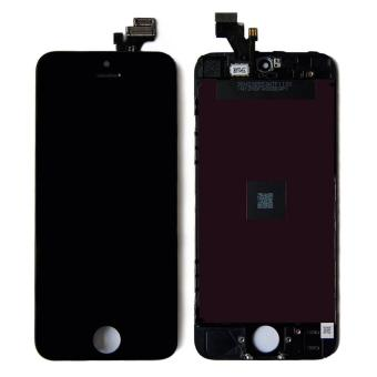 for iphone 5S LCD Display Touch Screen Front Glass Digitizer Glassassembly with Free 7 piece Toolkit - intl - 2