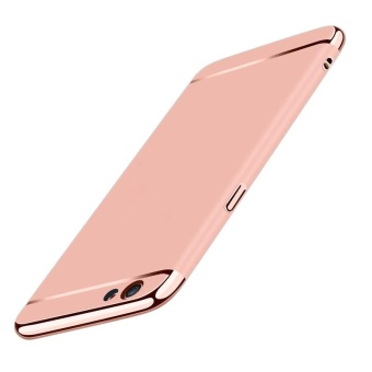 For OPPO F1S A59 phone case Luxury Chromed 3in1 Hybrid ArmorAnti-falling cover Shockproof phone shell Hard PC Back Case /PhoneProtective for OPPO F1S A59 /OPPO F1S A59 carrying case - intl - 3