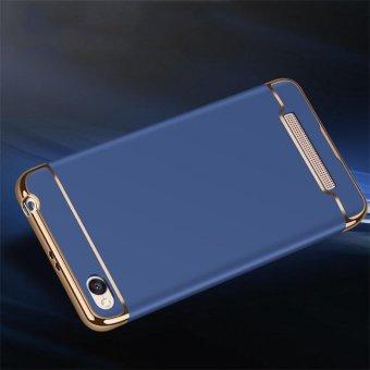 For Redmi 4A Hybrid 3 in1 Case Hard Plastic/PC matte Phone Case soft silicone/ TPU Phone Cover Shockproof Phonecase /Phone Protector FOR REDMI4A / redmi 4a /Red MI 4A - intl - 2