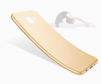 For Samsung Galaxy J7 Prime Ultra Slim Soft Silicone Phone Casewith Ring Holder/ Smooth Touch Protective Back CoverFingerprint-proof Phone Shell for Galaxy J7Prime - intl - 3