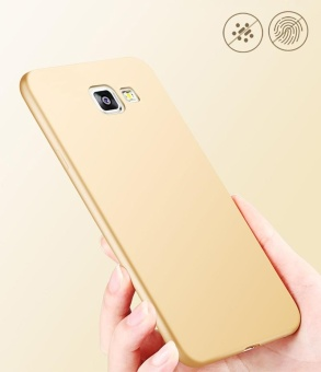 For Samsung Galaxy J7 Prime Ultra Slim Soft Silicone Phone Casewith Ring Holder/ Smooth Touch Protective Back CoverFingerprint-proof Phone Shell for Galaxy J7Prime - intl - 4